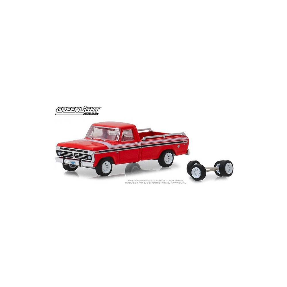Greenlight The Hobby Shop Series 6 - 1975 Ford F-100 Explorer