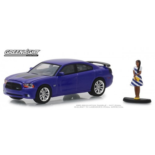 Greenlight The Hobby Shop Series 6 - 2013 Dodge Charger Super Bee