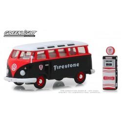 Greenlight The Hobby Shop Series 6 - 1964 Volkswagen Samba Bus