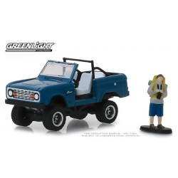 Greenlight The Hobby Shop Series 6 - 1967 Ford Bronco