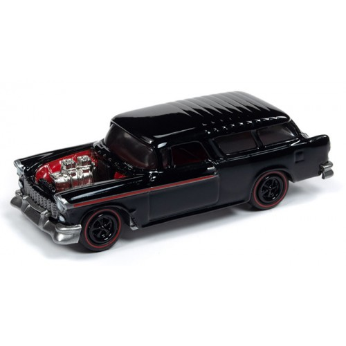 Johnny Lightning Street Freaks - 1955 Chevy Nomad