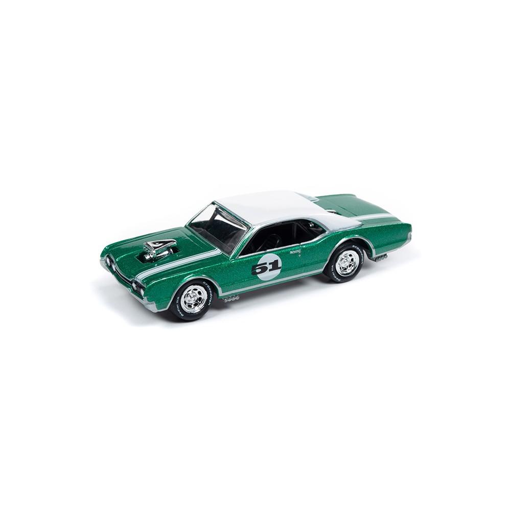 Johnny Lightning Street Freaks - Custom 1967 Oldsmobile Cutlass