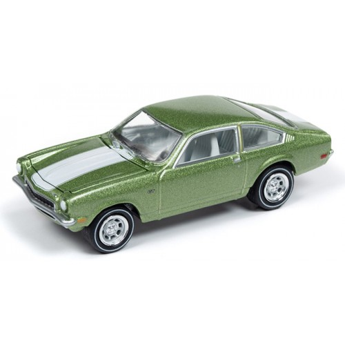 Johnny Lightning Classic Gold - 1972 Chevy Vega