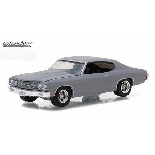 GL Muscle Series 17 - 1970 Chevy Chevelle SS