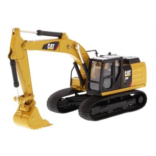 Diecast Masters Caterpillar 320F L Hydraulic Excavator