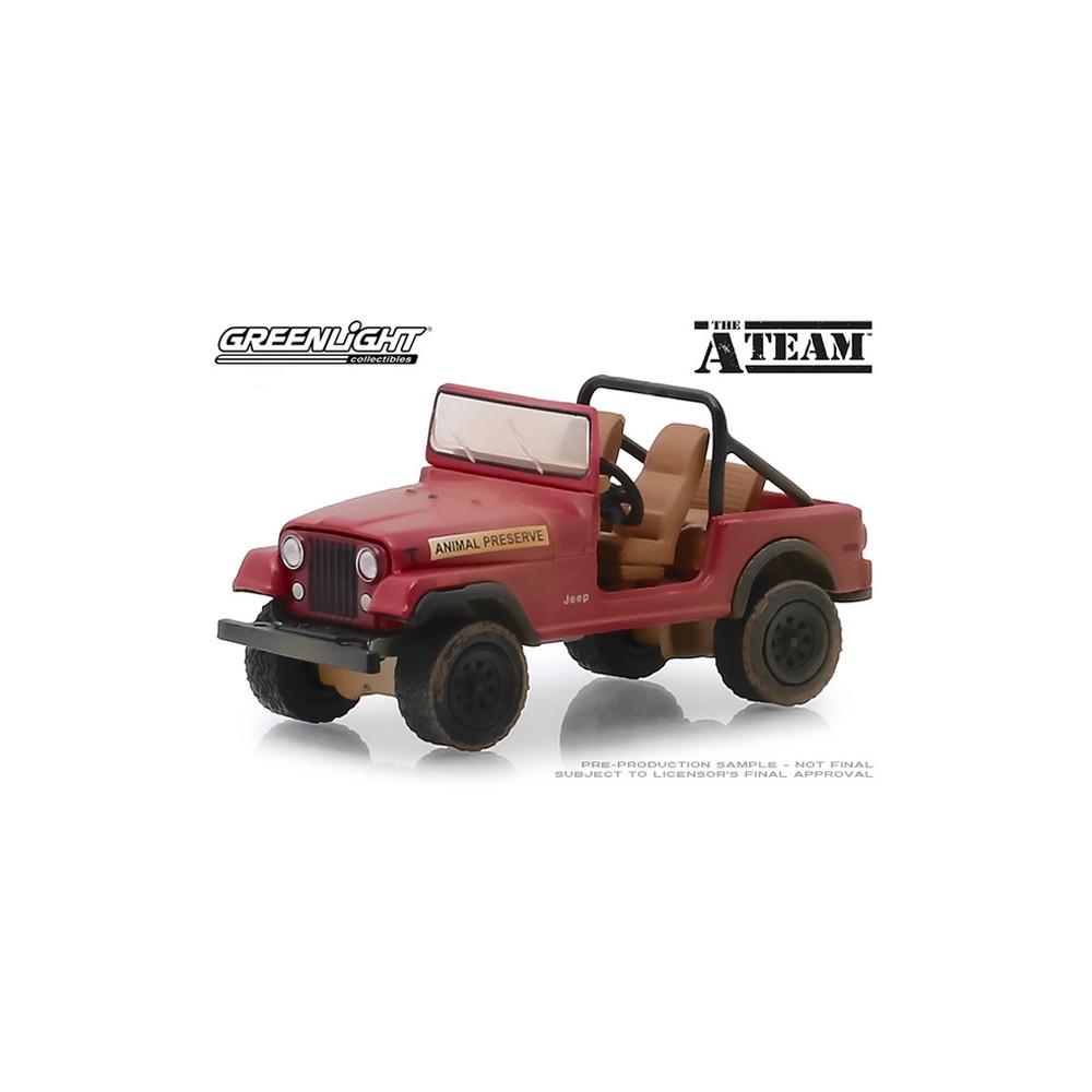 Greenlight Hollywood Series 24 - Jeep CJ-7