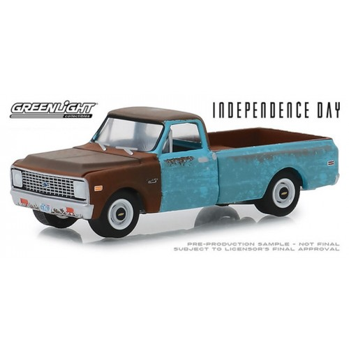 Greenlight Hollywood Series 24 - 1971 Chevy C-10