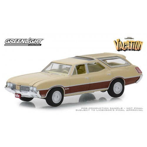 Greenlight Hollywood Series 24 - 1970 Oldsmobile Vista Cruiser