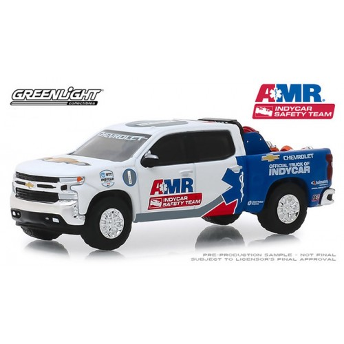 Greenlight Hobby Exclusive - 2019 Chevy Silverado AMR IndyCar Safety Team