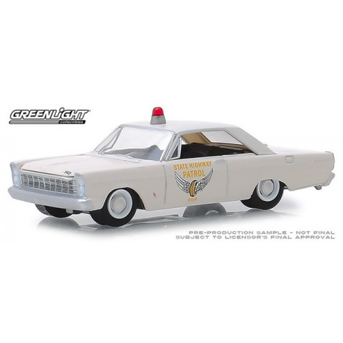 Greenlight Hot Pursuit Series 31 - 1965 Ford Custom