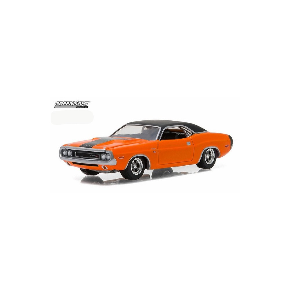 GL Muscle Series 17 - 1970 Dodge Challenger R/T