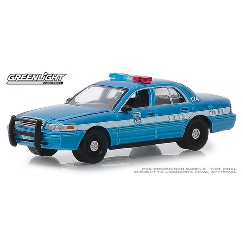 Greenlight Hot Pursuit Series 31 - 2010 Ford Crown Victoria Police Interceptor