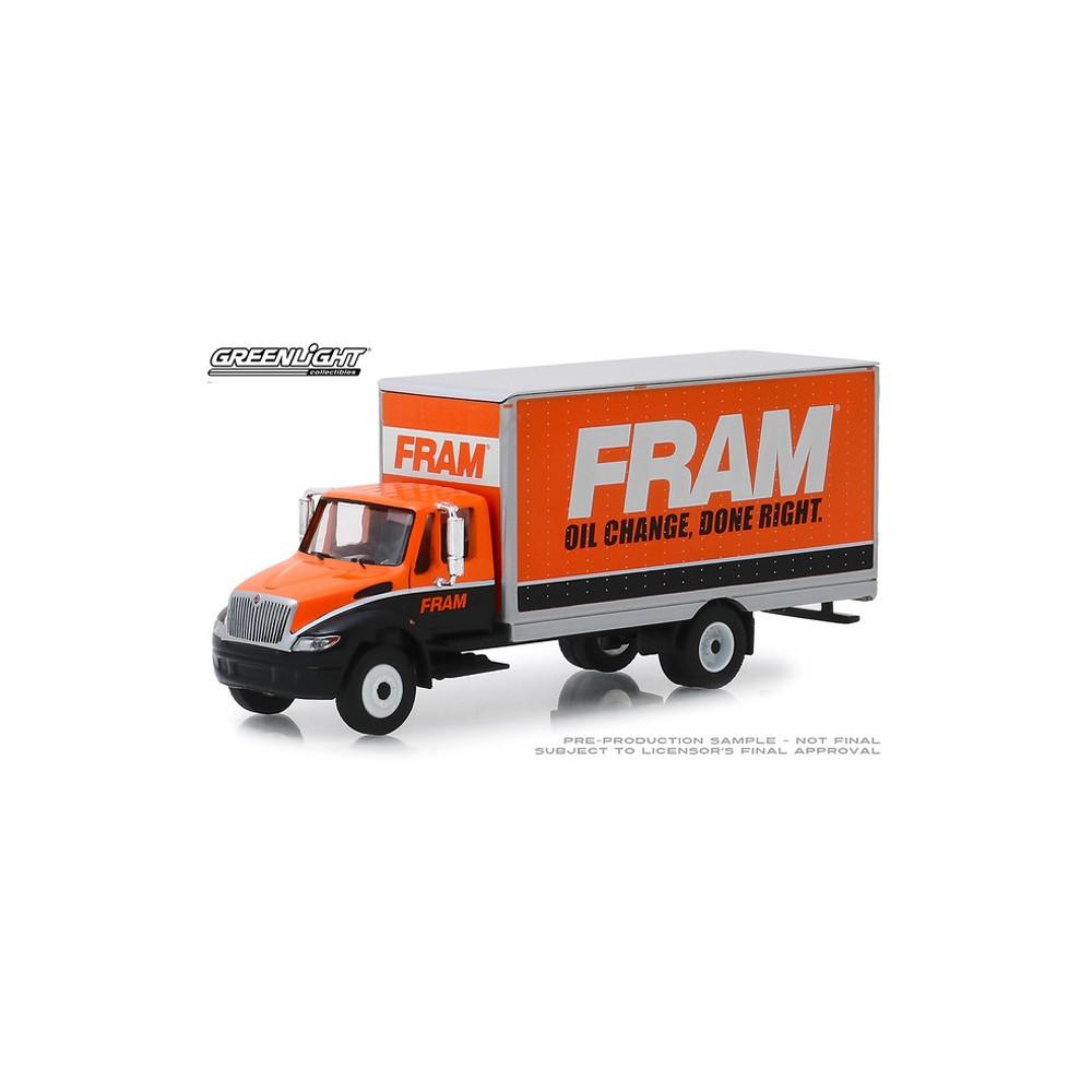 Greenlight H.D. Trucks Series 16 - International DuraStar Box Van