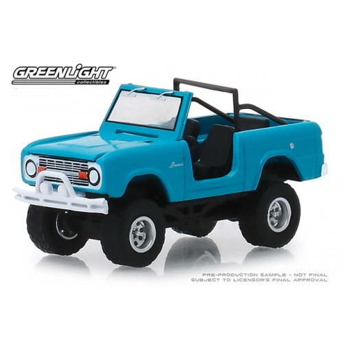 Greenlight All-Terrain Series 8 - 1967 Ford Bronco