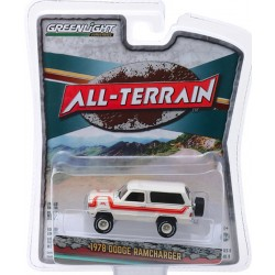 Greenlight All-Terrain Series 8 - 1978 Dodge Ramcharger