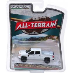 Greenlight All-Terrain Series 8 - 2017 Chevy Silverado Rally 2