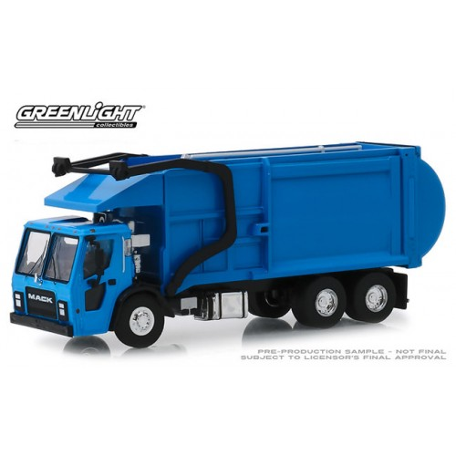 Greenlight S.D. Trucks Series 7 - 2019 Mack LR Refuse Truck