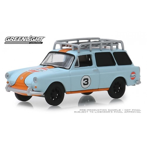 Greenlight Club Vee-Dub Series 9 - 1965 Volkswagen Type 3 Squareback