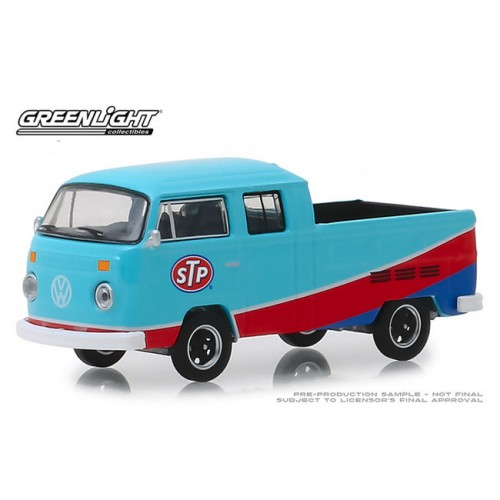Greenlight Club Vee-Club Series 9 - 1976 Volkswagen T2 Double Cab Pickup