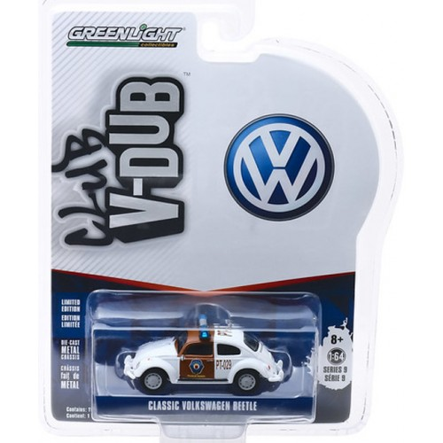 Greenlight Club Vee-Dub Series 9 - Classic Volkswagen Beetle
