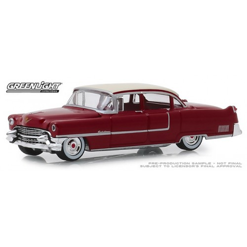 Greenlight Busted Knuckle Garage Series 1 - 1955 Cadillac Fleetwood