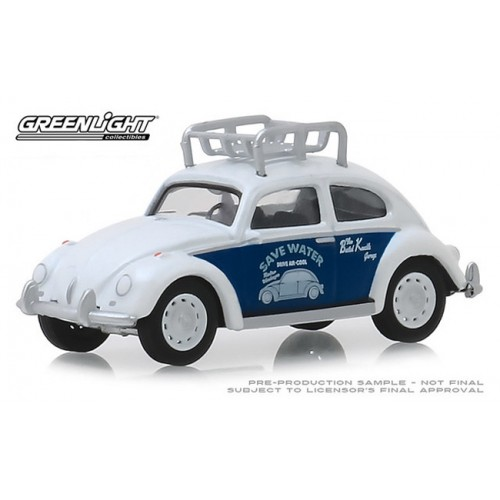 Greenlight Busted Knuckle Garage Series 1 - Classic Volkwagen Beetle