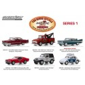 Greenlight Busted Knuckle Garage Series 1 - Set