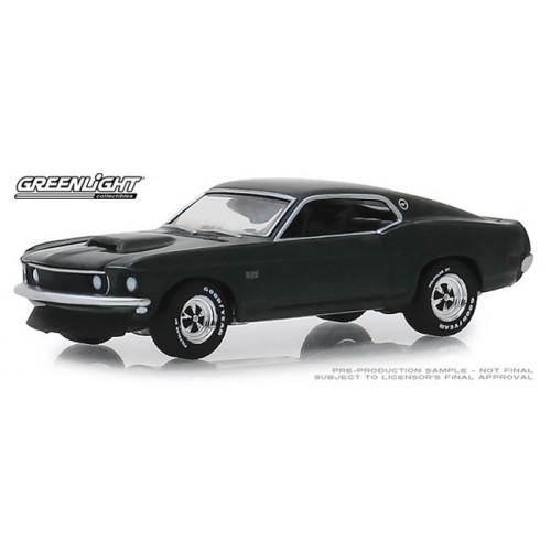 Greenlight Anniversary Collection Series 1 - 1969 Ford Mustang BOSS 429