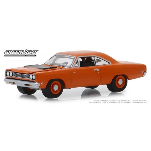 Greenlight Anniversary Collection Series 8 - 1968 Plymouth HEMI Road Runner