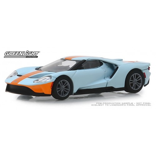 Greenlight Anniversary Collection Series 8 - 2019 Ford GT