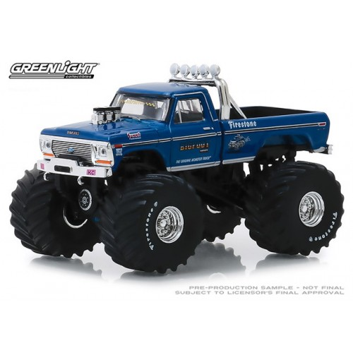 Greenlight Kings of Crunch Series 4 - 1974 Ford F-250 Bigfoot