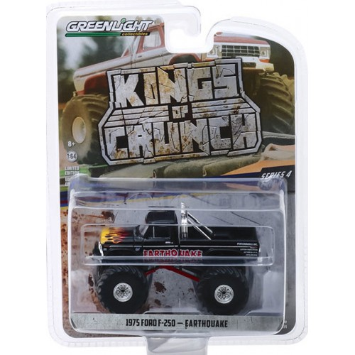 Greenlight Kings of Crunch Series 4 - 1975 Ford F-250 Monster Truck