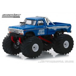 Greenlight Kings of Crunch Series 4 - 1978 Ford F-250 Monster Truck