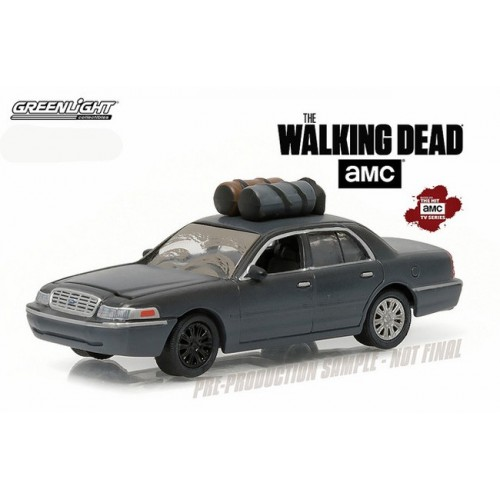 Hollywood Series 14 - 2001 Ford Crown Victoria