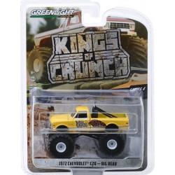 Greenlight Kings of Crunch Series 4 - 1972 Chevy C-20 Chevenne Monster Truck