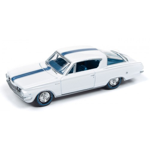 Auto World Premium 2018 Release - 1964 Plymouth Barracuda