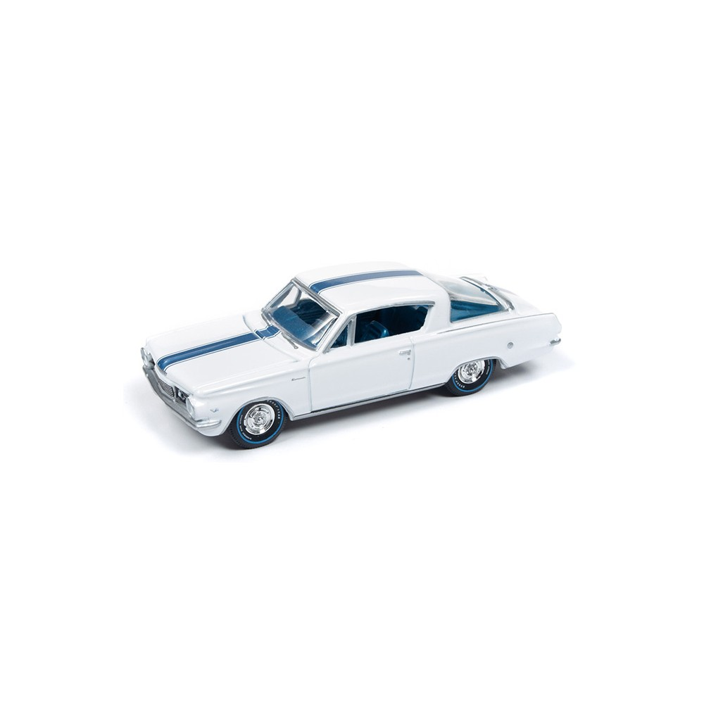 Auto World Premium 2018 Release - 1964 Plymouth Barracuda