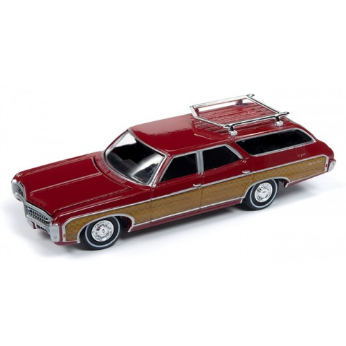 Auto World Premium 2018 Release 5A - 1969 Chevy Kingswood Estate Wagon
