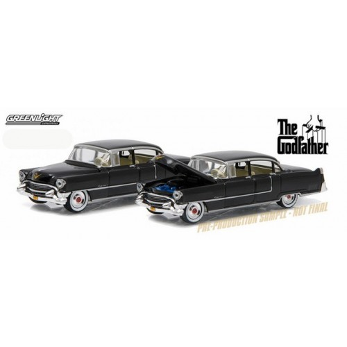 Hollywood Series 14 - 1955 Cadillac Fleetwood Series 60