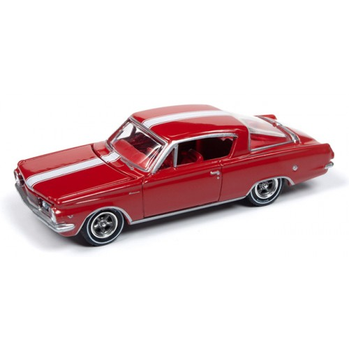 Auto World Premium 2018 Release 5B - 1964 Plymouth Barracuda