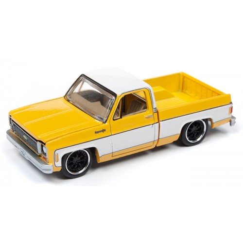 Auto World Premium 2019 Release 2A - 1973 Chevy Cheyenne Fleetside
