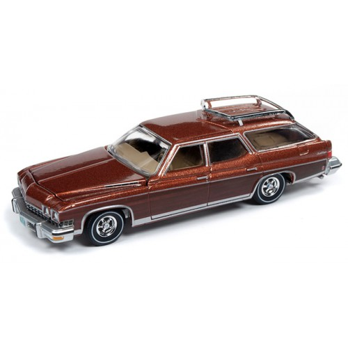 Auto World Premium 2019 Release 2B - 1974 Buick Estate Wagon