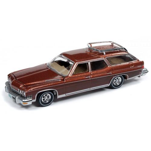 Auto World Premium 2019 Release 2B - 1974 Buick Estate Wagon