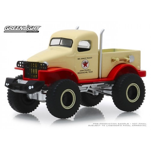 Greenlight Running on Empty Series 8 - 1941 Military Half Ton 4x4 Truck