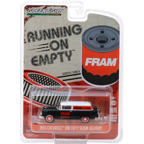 Greenlight Running on Empty Series 8 - 1955 Chevy One Fifty Sedan Delivery
