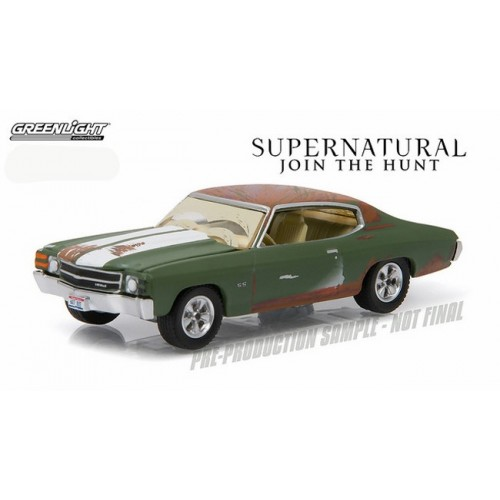 Hollywood Series 14 - Bobby's 1971 Chevy Chevelle