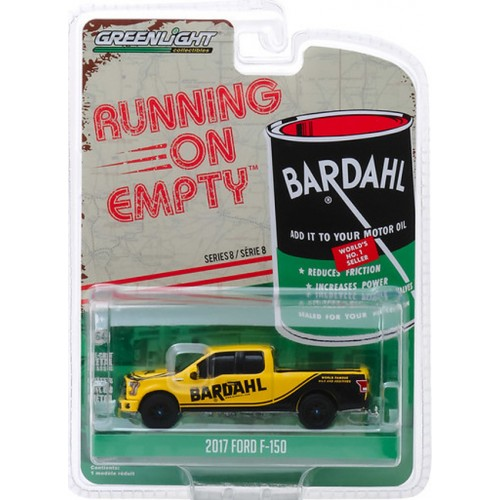 Greenlight Running on Empty Series 8 - 2017 Ford F-150