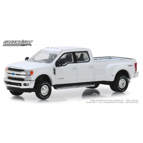 Greenlight Dually Drivers Series 1 - 2018 Ford F-350 Lariat