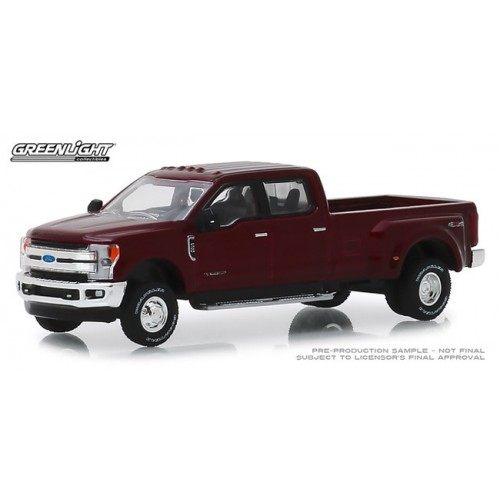Greenlight Dually Drivers Series 1 - 2019 Ford F-350 Lariat Truck