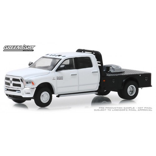 Greenlight Dually Drivers Series 1 - 2018 RAM 3500 Dually Flatbed